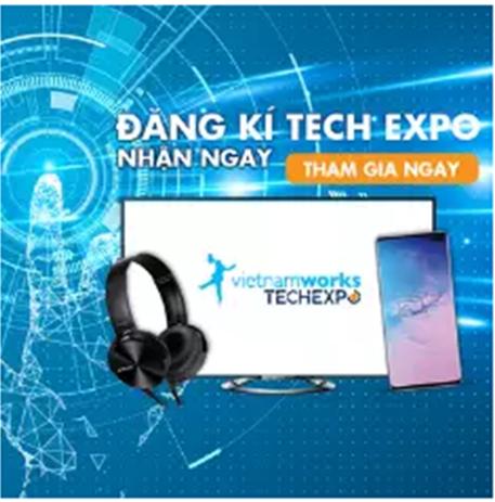 Đăng ký tech expo